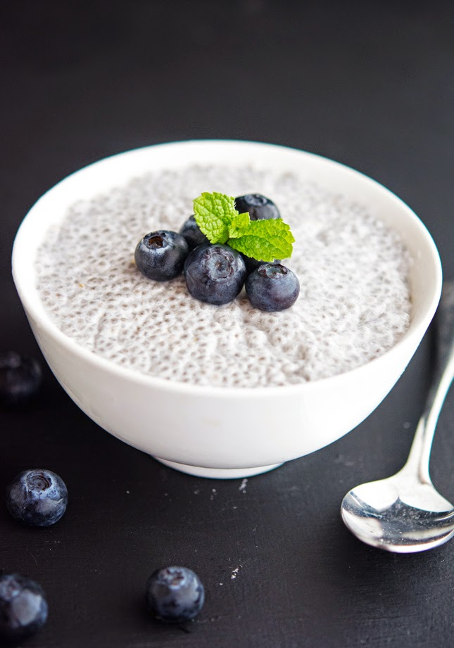 Coconut Chia Seed Pudding