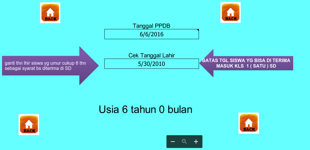 Download Aplikasi PPDB SD 2017 2018 Berbasis Dapodik