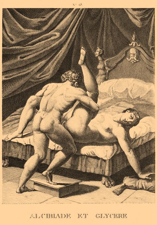 говорю средневековье эротика вот