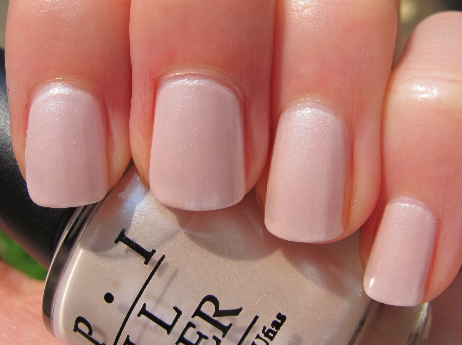 Never Enough Nails: Come Tiptoe Through My OPI Nice Stems! Swatches!