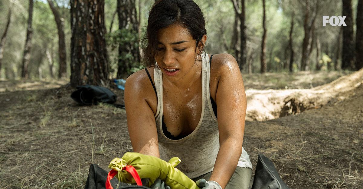 Film Hunters Vis A Vis 4x02 Y 4x03 La Fuga Y El Umbral Del Dolor