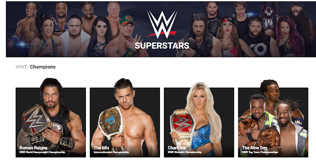 Wrestling Gender Equality Puts Female Stars At The Top