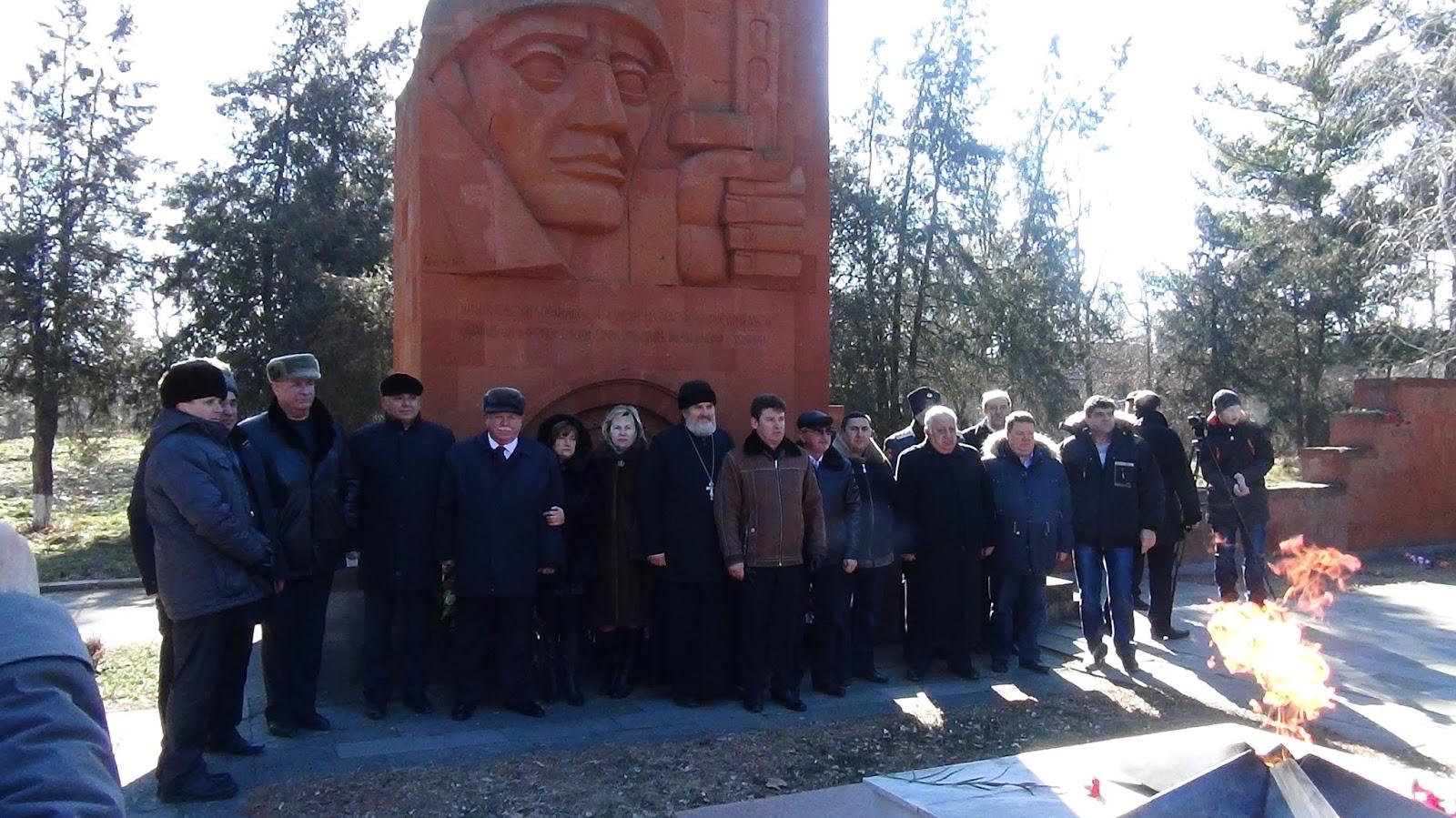 Картинки по запросу Станица Сергиевская. Мероприятия в память об Армянской дивизии