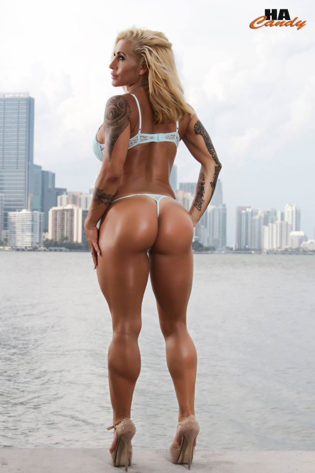 Christine roth female bodybuilder 7