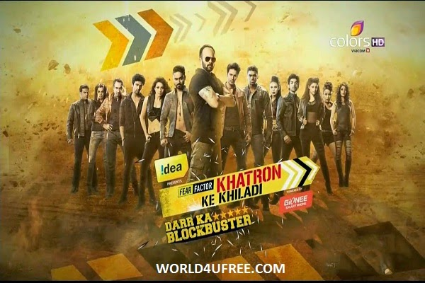 Khatron Ke Khiladi Episode 01 22rd March 2014 WEBHD 480p 300mb