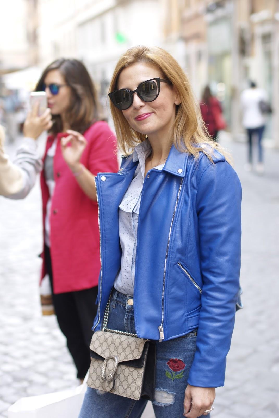 Gucci dionysus bag on Fashion and Cookies fashion blog, fashion blogger style
