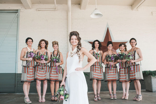 Photo By Kyle Hale Via Green Wedding Shoes
