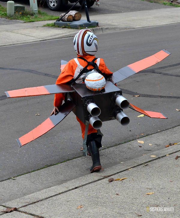 Halloween Poe Dameron Star Wars Costume