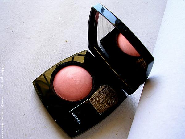 Les Perles de Chanel Spring 2010 Makeup - Joues Contraste Blush Espiegle
