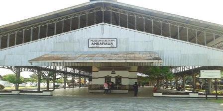 Museum Kereta Api Ambarawa, Mengenang Kejayaan Sejarah Transfortasi Masa Lalu
