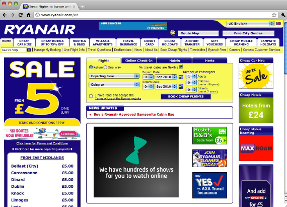 Ryanair Travel Insurance Telephone Number
