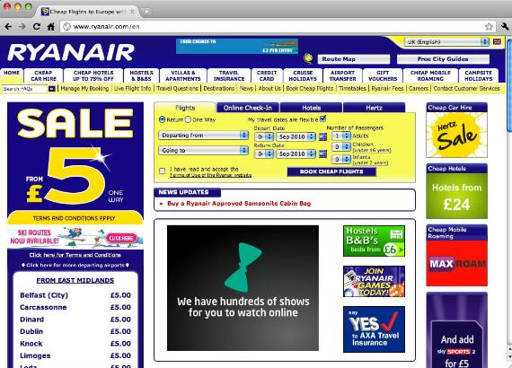 Ryanair Travel Insurance Claim Form