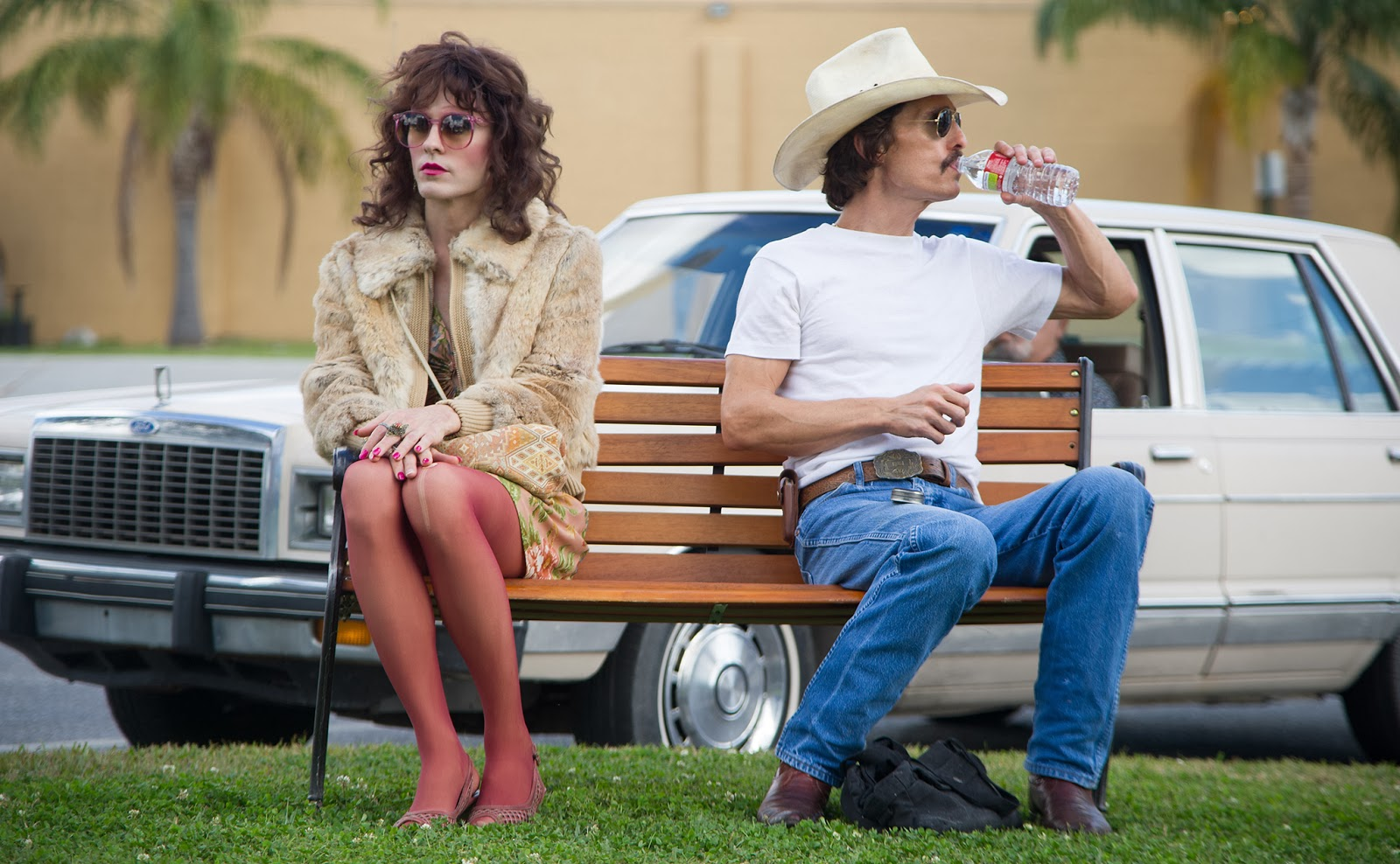 Matthew McConaughey Jared Leto Dallas Buyers Club