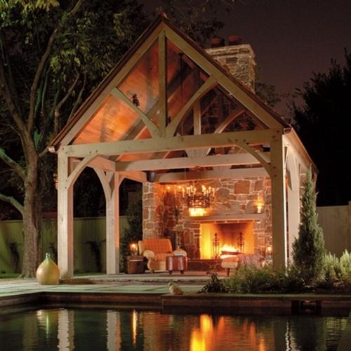 Best Outdoor Room Ever!