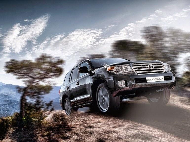 отзывы о Тойоте Лэнд Крузере, цены и характеристики