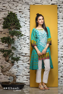 khaadi-complete-lawn-collection-2017-for-summer
