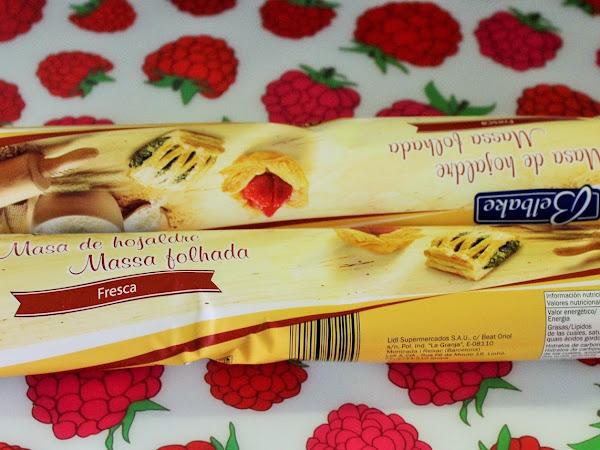 Receita - Folhado de Chocolate