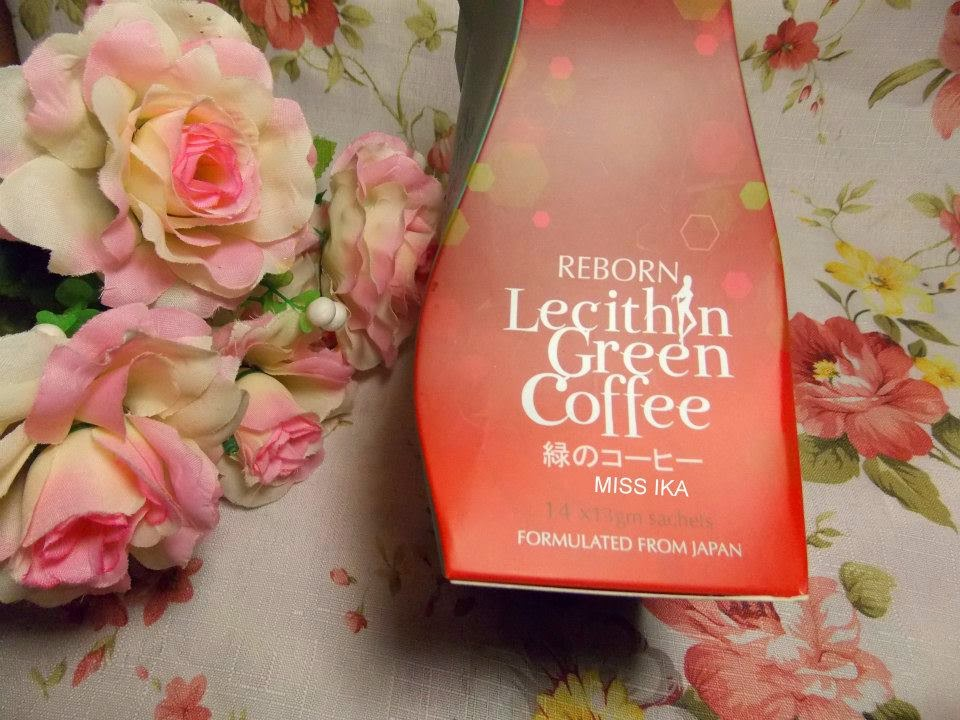 REBORN LECITHIN GREEN COFFEE