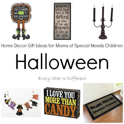 Nonscary Halloween Decor ideas