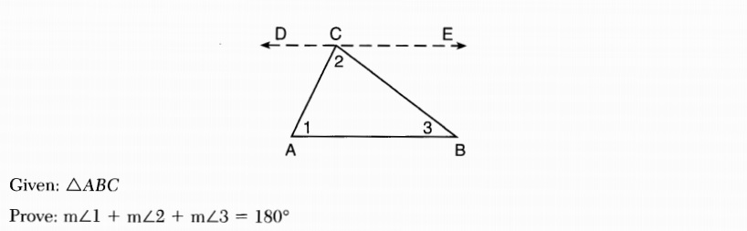 what is the correct classification for the triangle shown