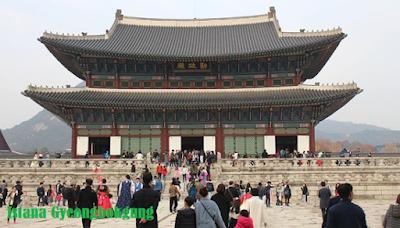 Destinasi Obyek Wisata Korea Selatan