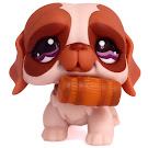 Littlest Pet Shop Multi Pack St. Bernard (#1118) Pet