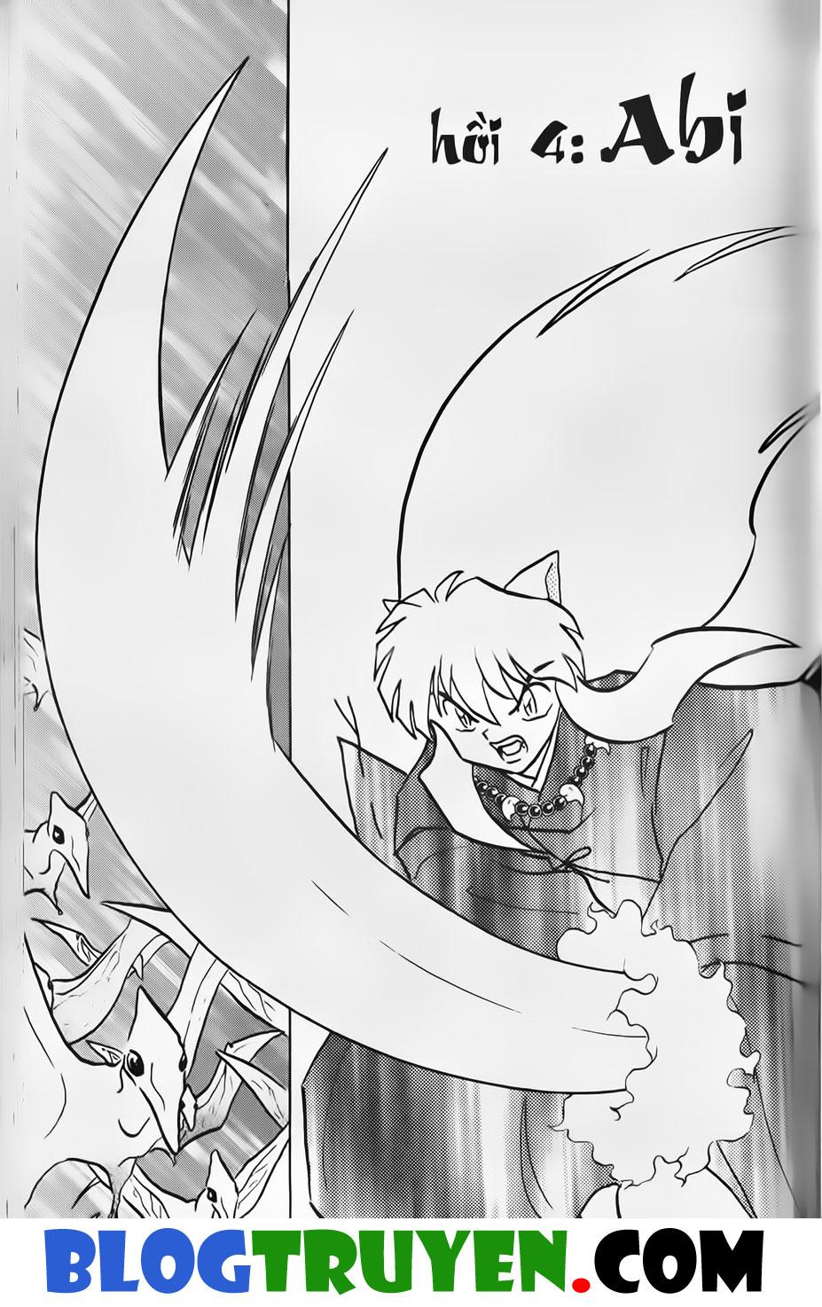 Inuyasha vol 31.4 trang 2