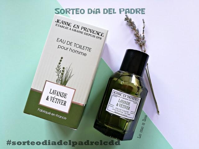 sorteo día del padre jeanne en provence fragancias perfumes belleza
