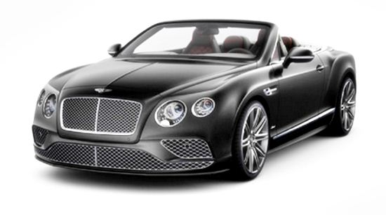 Cost of a bentley convertible