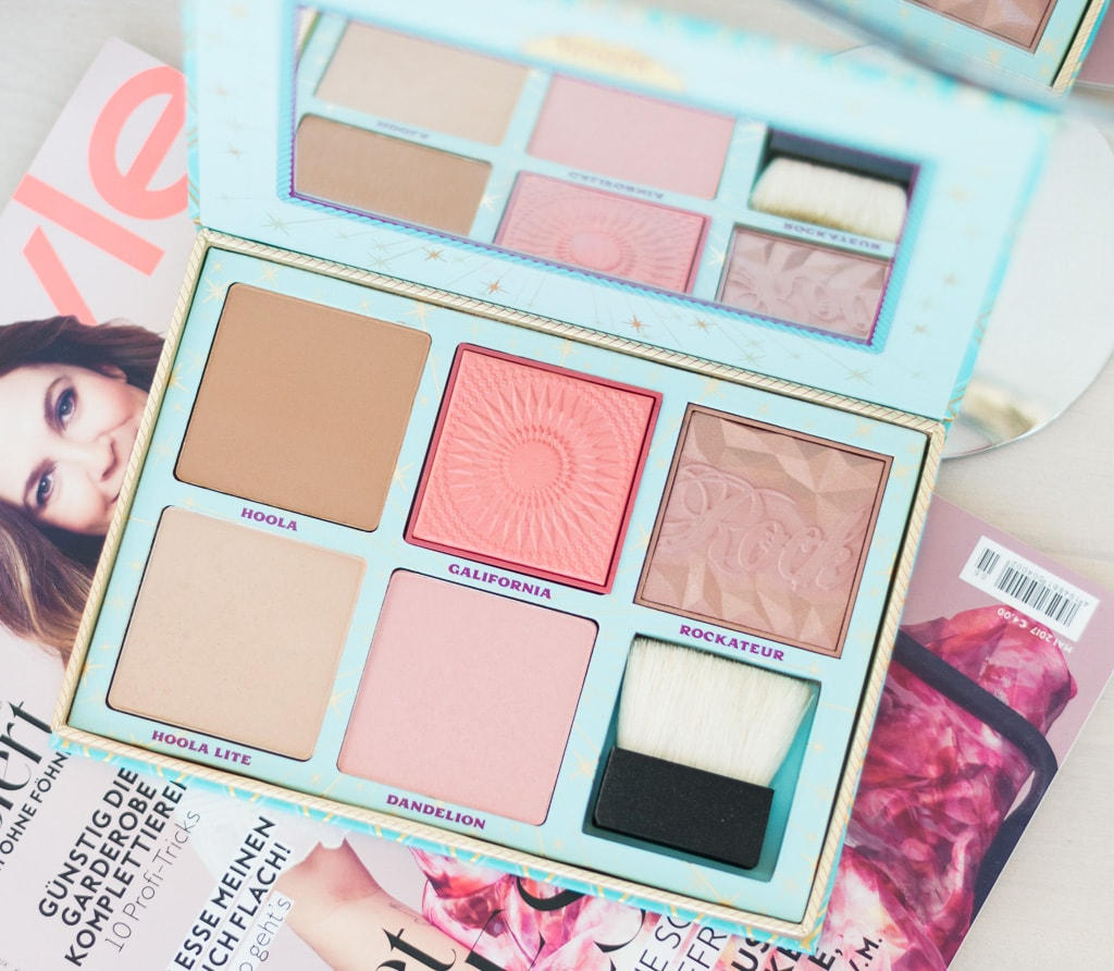 New In Beauty Benefit Cheek Parade