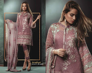 Latest Eid Collection 2017 by AlKaram With Price
