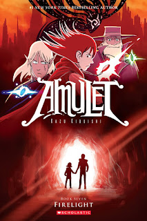 Amulet: Firelight