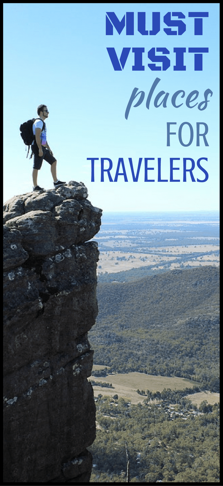 Must Visit Places For Travelers