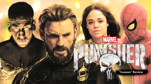 """Marvel's The Punisher - """"Gunner"""" Review - Boomspk"""