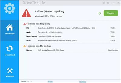 برنامج DriveTheLife