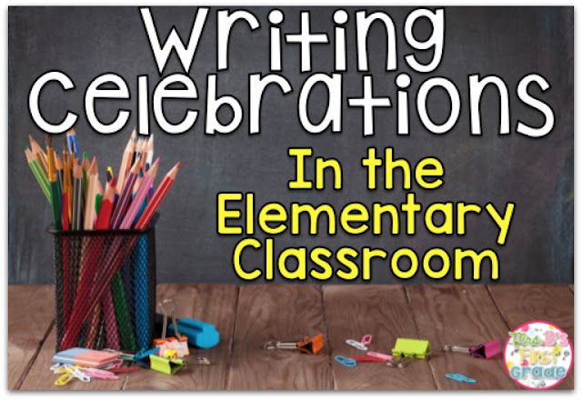 Writing Celebrations First Grade