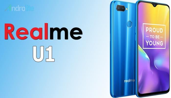 Harga Realme U1 dan Spesifikasi