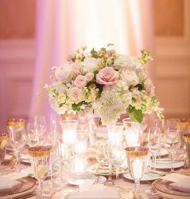 Wedding Decor, Flowers, Floral Centerpiece
