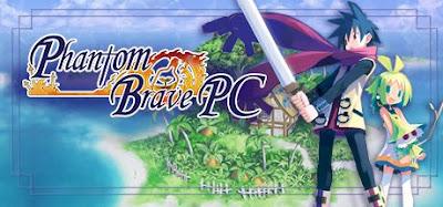 صورة  لتجربة العبة Phantom Brave PC بلازا  في جهاز الحاسوب