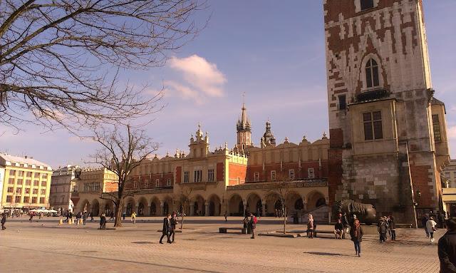 Kraków centrum