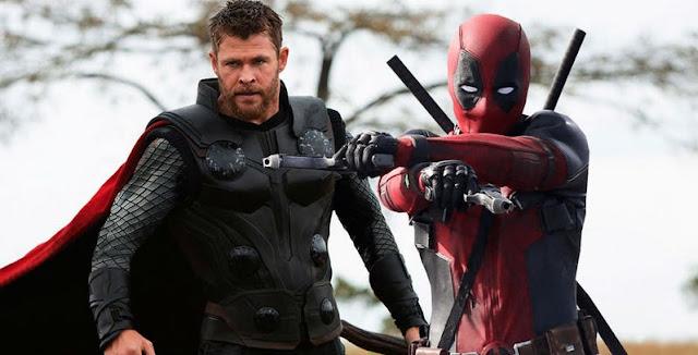 Chris Hemsworth Sambut Kedatangan Deadpool di Disney & Marvel