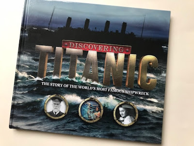 Discovering Titanic book review