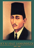 gambar-foto pahlawan kemerdekaan indonesia,KH.Samanhudi
