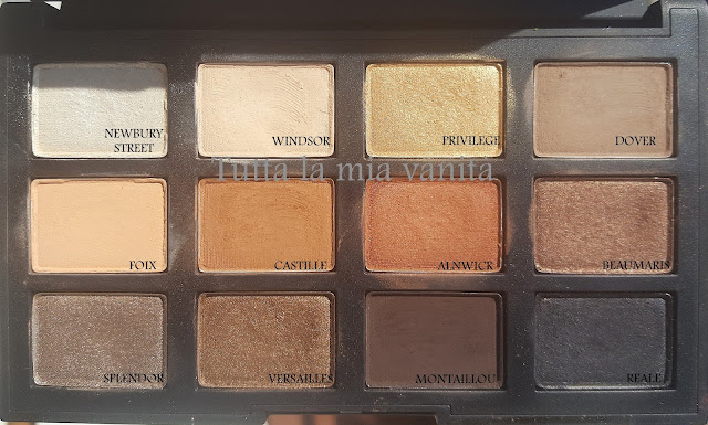nars loaded palette review