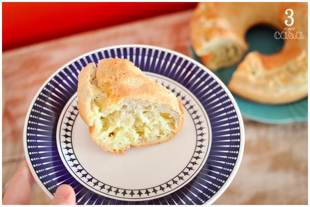 bolo pão queijo como fazer