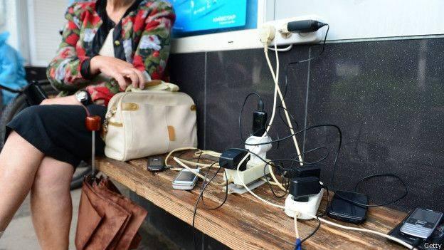 मोबाइल चार्जिंग जुगाड़