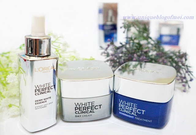 L'oreal Paris White Perfect Clinical Series Review #MyPerfectGlow #MeisUniqueBlog