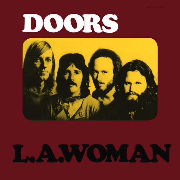 The Doors. L.A. Woman