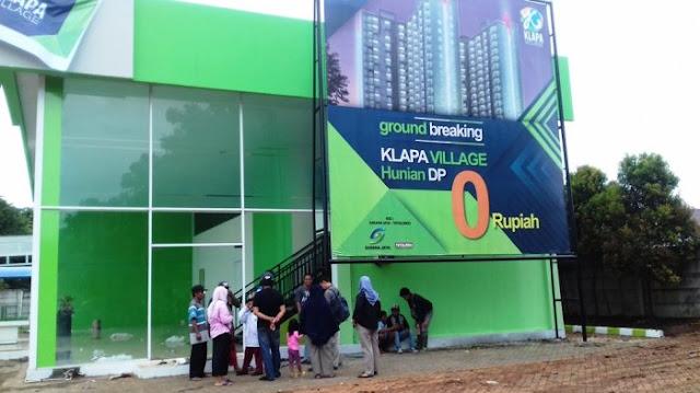 Tak Semanis yang Digembar-gemborkan, Ini 5 Fakta Rumah DP 0 Rupiah Anies-Sandi, Ternyata.....