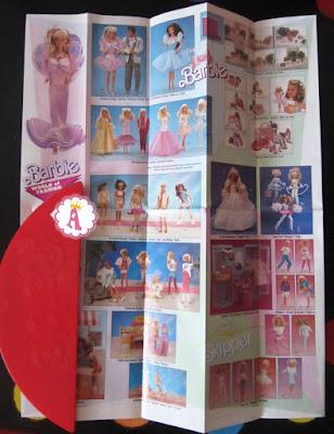 Все куклы барби, которые выпускались в 1988 году